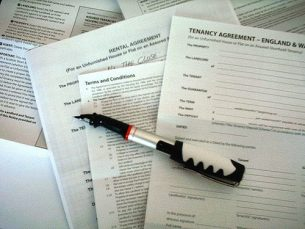 Lodger agreements can be used instead of tenancy agreements