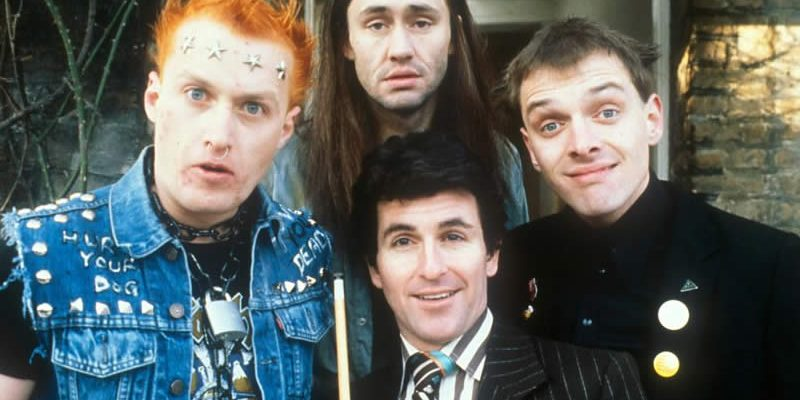 The young ones is not how we flatshare today